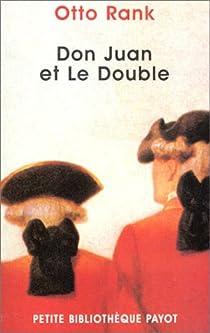 Don Juan et le Double par Rank