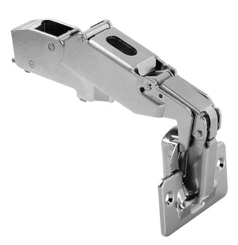Blum Clip Nickel Plated Steel Top Half Crank Screw-on Self Closing Cabinet Hinge