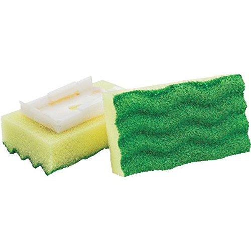 Libman green scrub soap dispenser