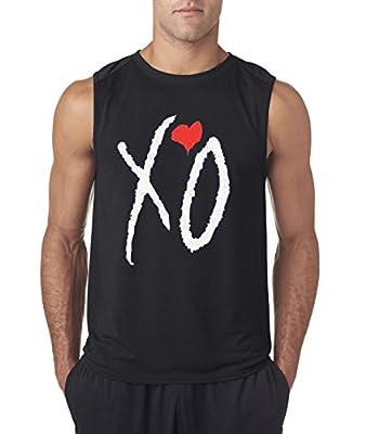 New Way 189 - Men's Sleeveless XO The Weeknd