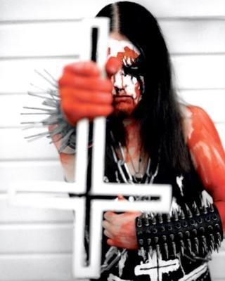 True Norwegian Black Metal( We Turn in the Night Consumed by Fire)[TRUE NORWEGIAN BLACK -