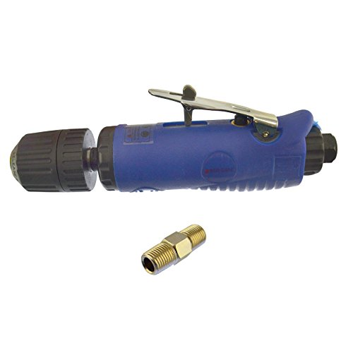 Air drill 3/8'' drive / chuck / keyless / straight / non reversible BERGEN AT135 by A B Tools (Image #1)