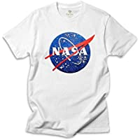 Camiseta Geek Cool Tees Nasa Vintage