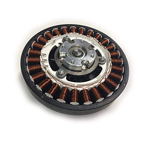 FP-640 PMA - Permanent Magnet Alternator Wind Turbine Generator (12v Stator And Hub)