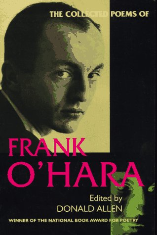 The Collected Poems of Frank O'Hara [Frank O'Hara] (Tapa Blanda)