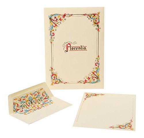 KARTOS 01 –  120100 carta da lettere Kartos Toscana Carte Pregiate 01-120100
