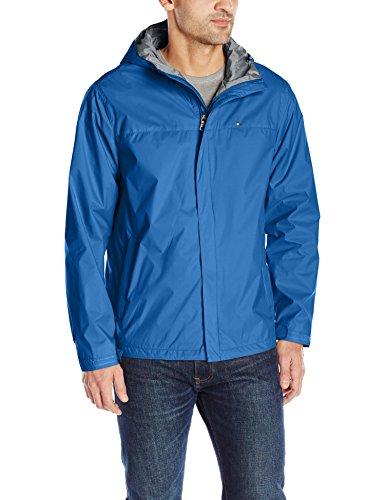 tommy-hilfiger-mens-waterproof-breathable-hooded-jacket-ocean-blue-medium