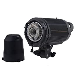 Neewer® Photography 400W 110V Digital Studio Flash/Strobe Modeling Light 0.5-1.5s Recycle Time Great for Amateurs or Professional Photographers (CD400)