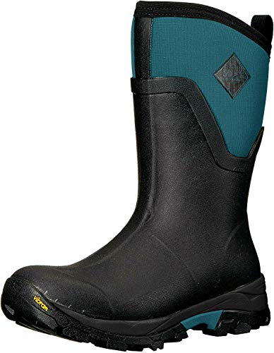 Muck Arctic Ice Extreme Conditions Mid-Height Rubber Women's Winter Boots with Arctic Grip Outsole