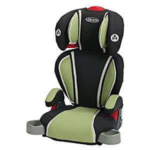 Amazon.com : Graco Highback Turbobooster Car Seat, Go Green : Baby