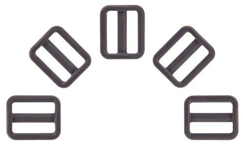 100 - 1 Inch YKK Sleek Heavyduty Triglide Slides
