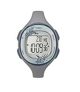 Timex T5K485 - Reloj de pulsera para Mujer, gris