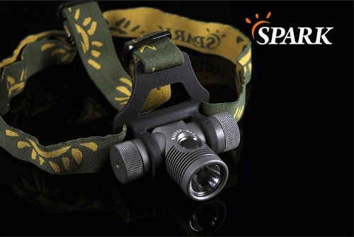 Spark Technology Lampen, ST6-460NW