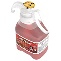 Diversey Spitfire Professional Concentrated All Purpose Power Cleaner and Degreaser - 47.3 Ounce - top
