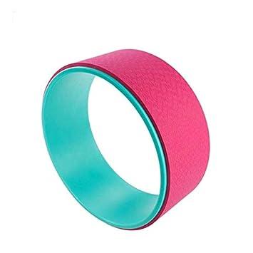 XIAOXINGXING Yoga Pilates Círculo TPE Yoga Fitness Roller ...