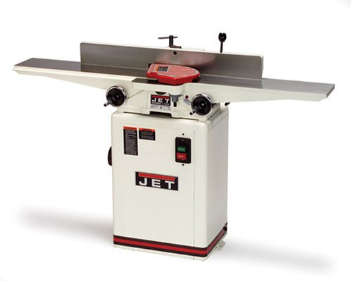 JET 708457DXK JJ-6CSDX 6-Inch 1 HP Jointer with Quick-Set Knive System, 115/230-Volt 1-Phase