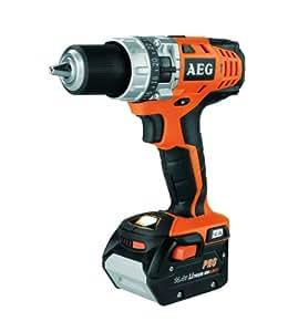 Aeg M259338 - Taladro bateria percutor bsb 14c li-3 14 4v 47nm