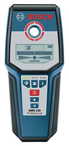 BOSCH 601081000 GMS 120 [1 escáner himry] (certificado personificación)