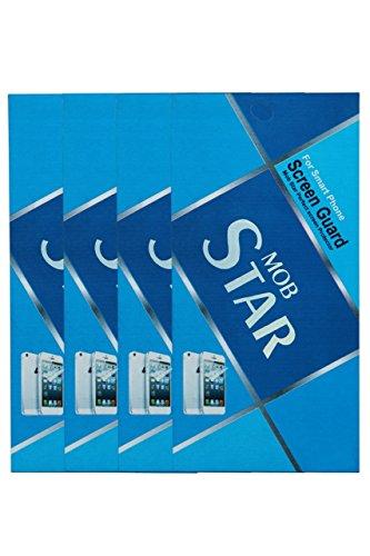 MOBSTAR Matte Screenguard for LG G6  Pack of 4