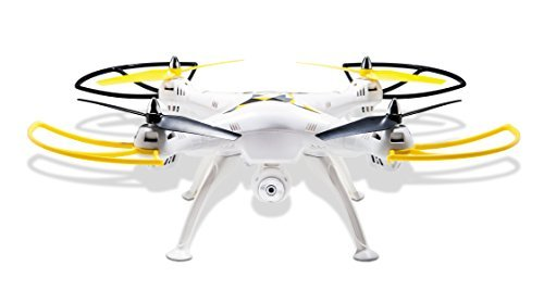 mondo 63334 helicopter r/c drone x48.0 with camera wifi 48x48 by Mondo ()