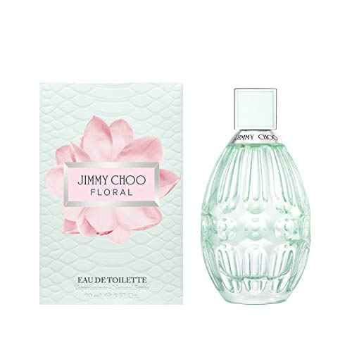 JIMMY CHOO Floral Eau de Toilette Spray, Fruity Musky, 3.0 fl. oz.