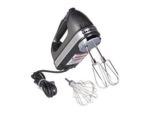 Kitchenaid Hand Mixer Attachments ~ Kitchenaid khm speed digital hand mixer with turbo