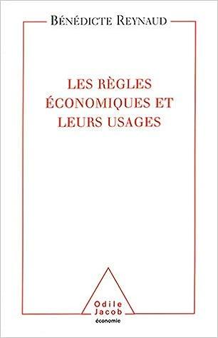 Livres Les règles et leurs usages pdf