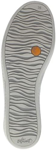 Softinos Indira Washed Leather, Größe:43, Farbe:Weiß