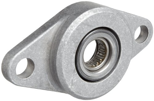 Spyraflo HF5-750-N Self-Aligning, Needle-Roller Bearing With Aluminum 2-Bolt Hole, 3/4