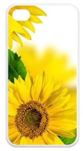 THYde Great iPhone 5/5s Cases Beautiful And Colorful Sunflower Back Covers Durable Case ending