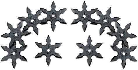 Throwing Stars 16 Halloween - Juego de estrellas ninja (goma ...
