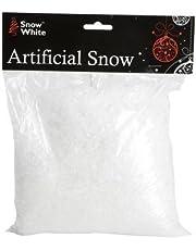 Clear Artificial Snow 5 Oz - Single
