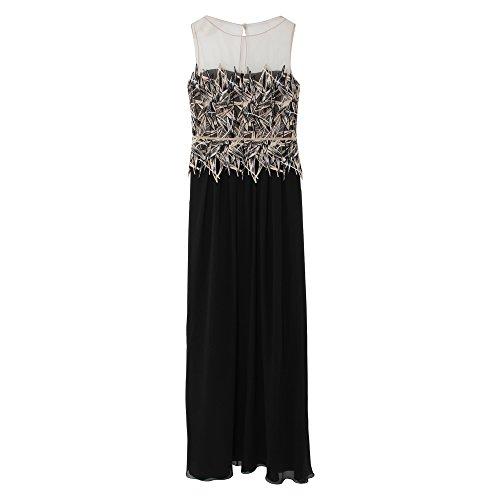 blumarine-womens-843701627-white-black-silk-dress
