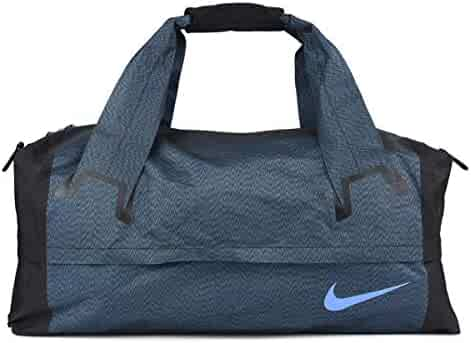 Nike Engineered Ultimatum Training Duffel Bag BA5220-452 Paramount Blue Black Polar  Blue ffbd0bbba94d7
