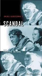 Scandal [VHS]