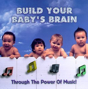 Over item handling ☆ New Shipping Free Shipping Build Your Baby's Brain - Music Power the Through of