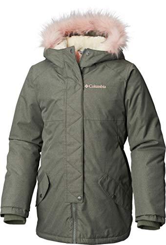 Carson Fille Heather Columbia chalk Veste Jacket Cypress Pass Mid pUVGzqMLS