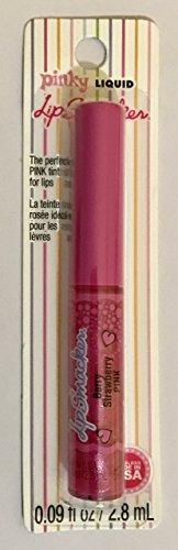 Pinky Liquid Lip Smacker, Berry Strawberry PINK Lip Glss, 0.09 Fl Oz