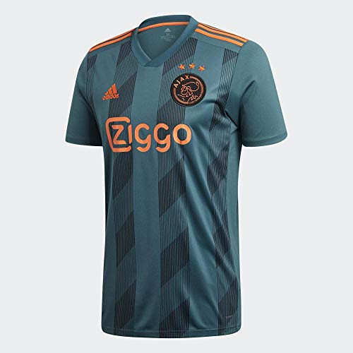 adidas 2019-2020 Ajax Away Football Soccer T-Shirt Jersey