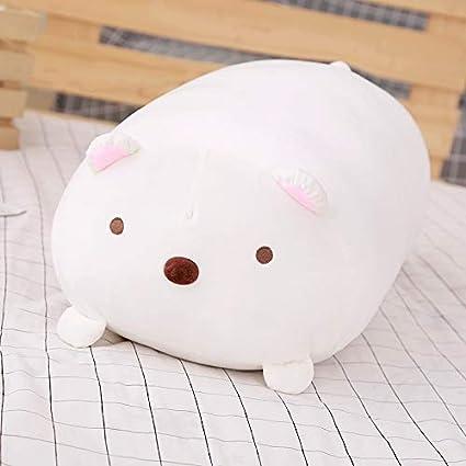 Hg kangqi Unisex Plush Cartoon Cute Toilet Cushion Winter