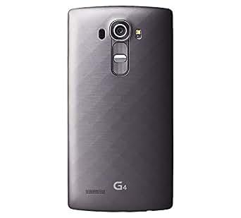 LG G4 H815 32GB Unlocked GSM Hexa-Core Android 5.1 Smartphone - Titan Gray - International Version No Warranty