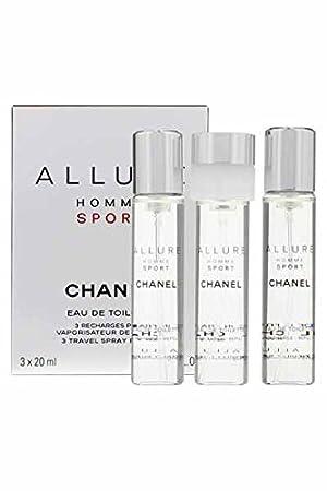 6cbcc2fa056 Chanel Allure homme sport Eau De Toilette spray