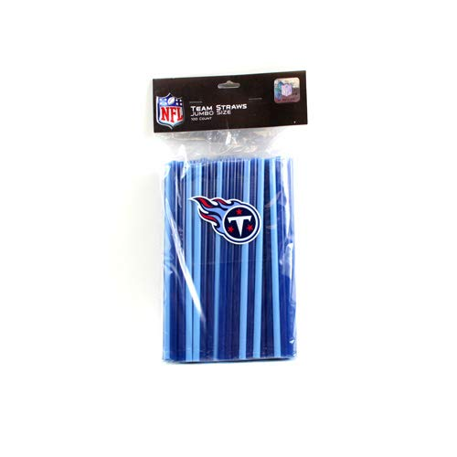 Jim Kelly Inc Tennessee Titans 100 Count Team Color -
