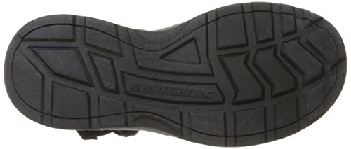 Skechers M Adjustable Fisherman 8 Charcoal Outdoor Mens Sandal US Sport Black UqzUBn1x