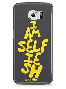 Selfie Samsung S6 3D wrap around Case - I am selfiesh