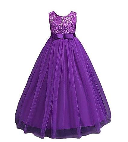 Vestidos de fiesta largos color purpura