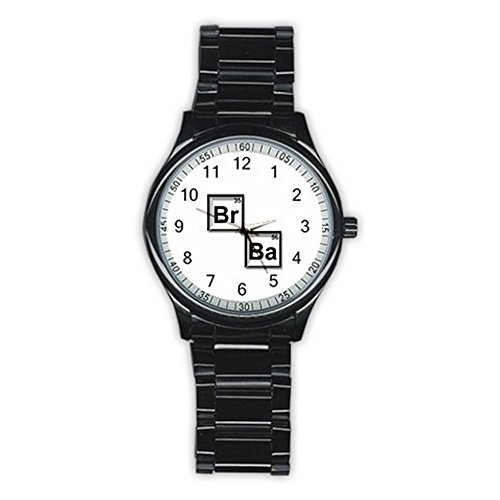 Breaking Black Stainless Analog Watch product image