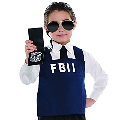 Amscan FBI Agent Kit - Child: Toys & Games