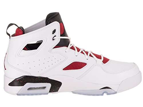 perfect for sale Jordan Nike Men's FLTCLB '91 Basketball Shoe White Gym Red Black Night outlet hot sale shopping online original high quality yTxphORpg
