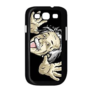 Samsung Galaxy S3 9300 Cell Phone Case Black Einstein wnx